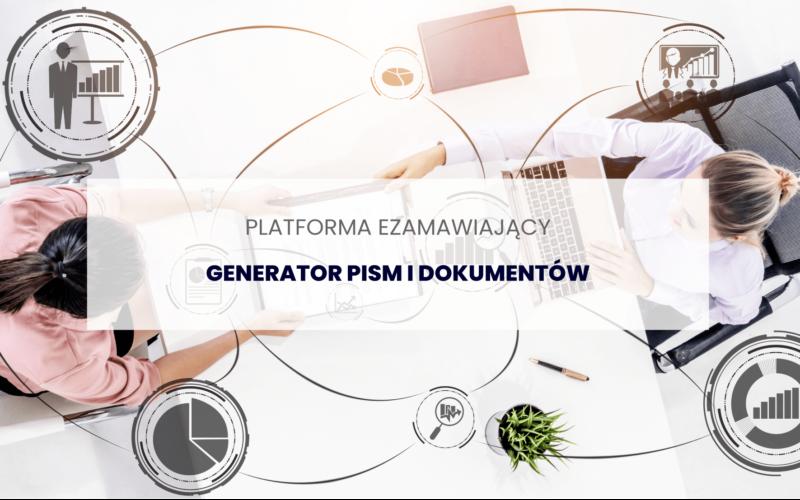 przygotuj elektroniczną dokumentację Pzp